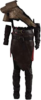 Hot Game War Spartan God 4 Costume Father Krato and Son Atreu Costume