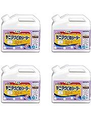 アサヒペン ヤニ・アクどめシーラー 2L 白 4缶セット