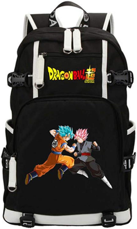 Dragon Ball Anime Rucksack Schüler Schultasche Laptop Buch Tasche Lässig Daypack B07NN769CN  Meistverkaufte weltweit