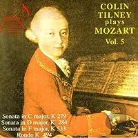 Plays Mozart Vol. 5