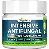 Antifungal Cream - Extra Strength - Made in USA - Effective Toenail Fungus Treatment and R...