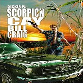 Decker P. I.: Scorpion Cay cover art