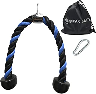 Best long tricep rope attachment Reviews