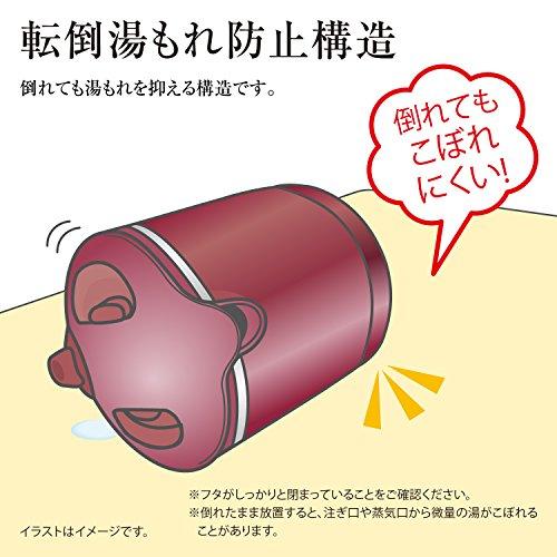 ZOJIRUSHI(象印)『電気ケトル(CK-AH08)』