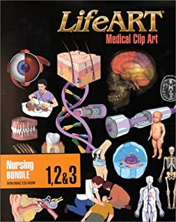 LifeArt Medical Clip Art: Nursing Bundle 1, 2, & 3