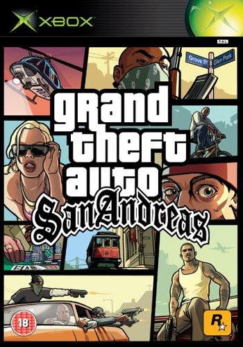 Grand Theft Auto - San Andreas [Classics]