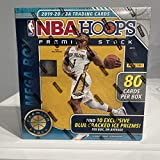 2019-20 Panini NBA Hoops Premium Stock Basketball MEGA box (80 cards/box)