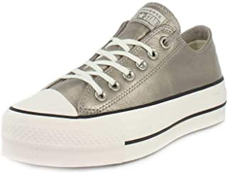f300c85f721a6 Amazon.com: Converse - Gold / Fashion Sneakers / Shoes: Clothing ...