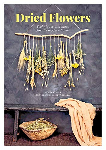 Dried Flowers: Techniques and ideas for the modern home