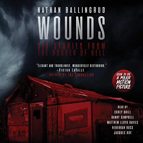 Couverture de Wounds