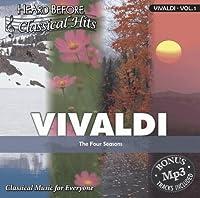VIVALDI V1 (HEARD BEFORE CLASSICAL HITS) (輸入版)