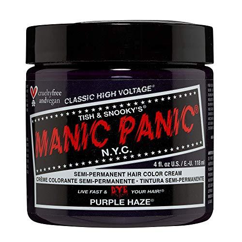 Manic Panic Vegan Purple Haze Hair Dye