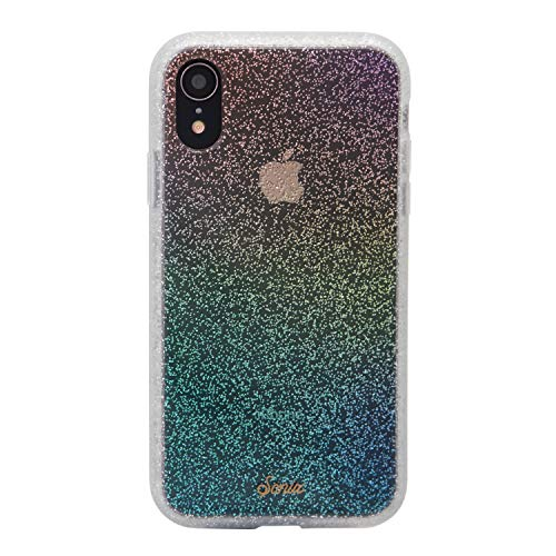 Sonix Schutzhülle für Apple iPhone transparent, iPhone XR, Glitter - Rainbow