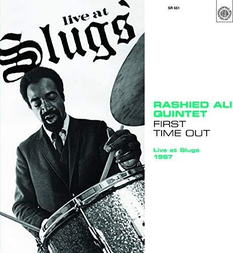 First Time Out: Live at Slugs 1967 [Vinyl LP]