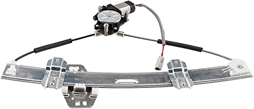 Front Right Passenger Side Power Window Lift Regulator with Motor Assembly Replacement fit for 1996 1997 1998 1999 2000 Honda Civic