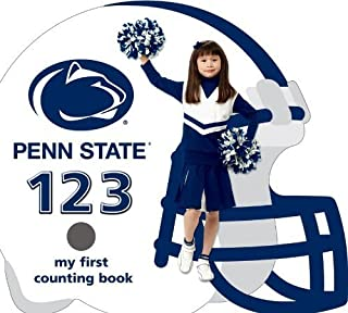 Penn State Nittany Lions 123: My First Counting Book (University 123 Counting Books) (My First Counting Books (Michaelson Entertainment)) by Brad M. Epstein (2012-09-03)