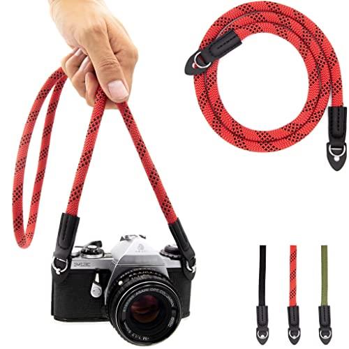 Lens-Aid -   Kameragurt aus