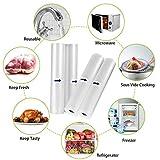 Zoom IMG-1 sacchetti sottovuoto alimenti dlopk 6