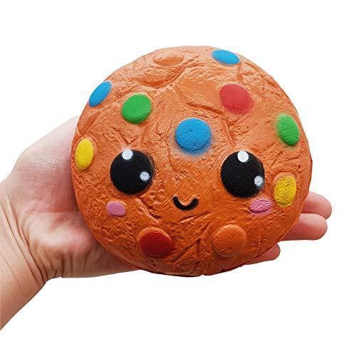 Squishie Keks Süß Kinder Spielzeug Antistress Squishy Cookie Kawaii Soft