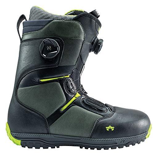 Rome Snowboards Inferno Snowboard Boots, Mallard, 10