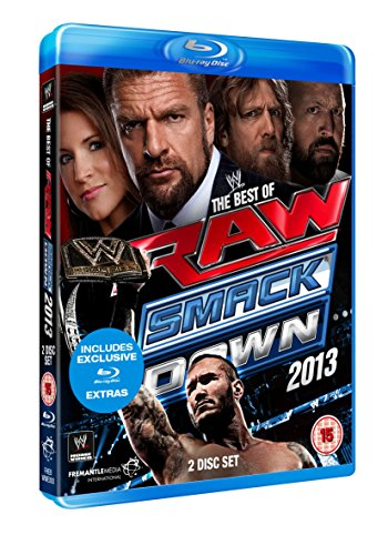WWE: The Best Of Raw And Smackdown 2013 [Blu-ray] [UK Import]