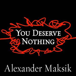 You Deserve Nothing audiobook cover art