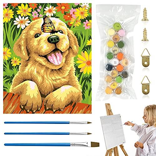 Pintar por Numeros Animales,Pintar con Numeros,Cuadros por Numeros,Pintar Niños para...