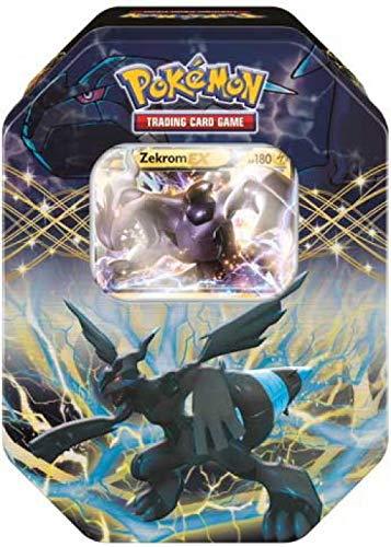 Pokemon Best of 2014 Zekrom-EX Collector Tin (Pokemon USA)
