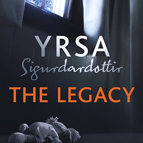 The Legacy     Children's House, Book 1              By:                                                                                                                                 Yrsa Sigurdardottir,                                                                                        Victoria Cribb - translator                               Narrated by:                                                                                                                                 Lucy Paterson                      Length: 13 hrs and 38 mins     130 ratings     Overall 4.3