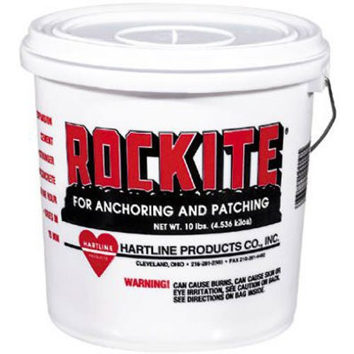 Hartline Prod. 3703-6076 15m Anchor Cement, 10 lb
