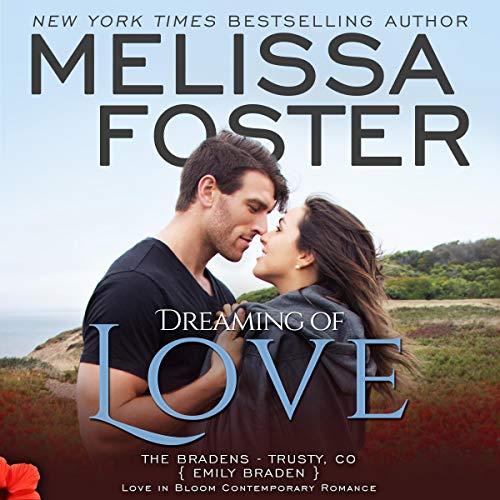 Dreaming of Love: Emily Braden cover art
