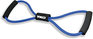 TKO Resistance Band for Cardio and Strength Training - Green/Blue/Red (TKO-SE003)