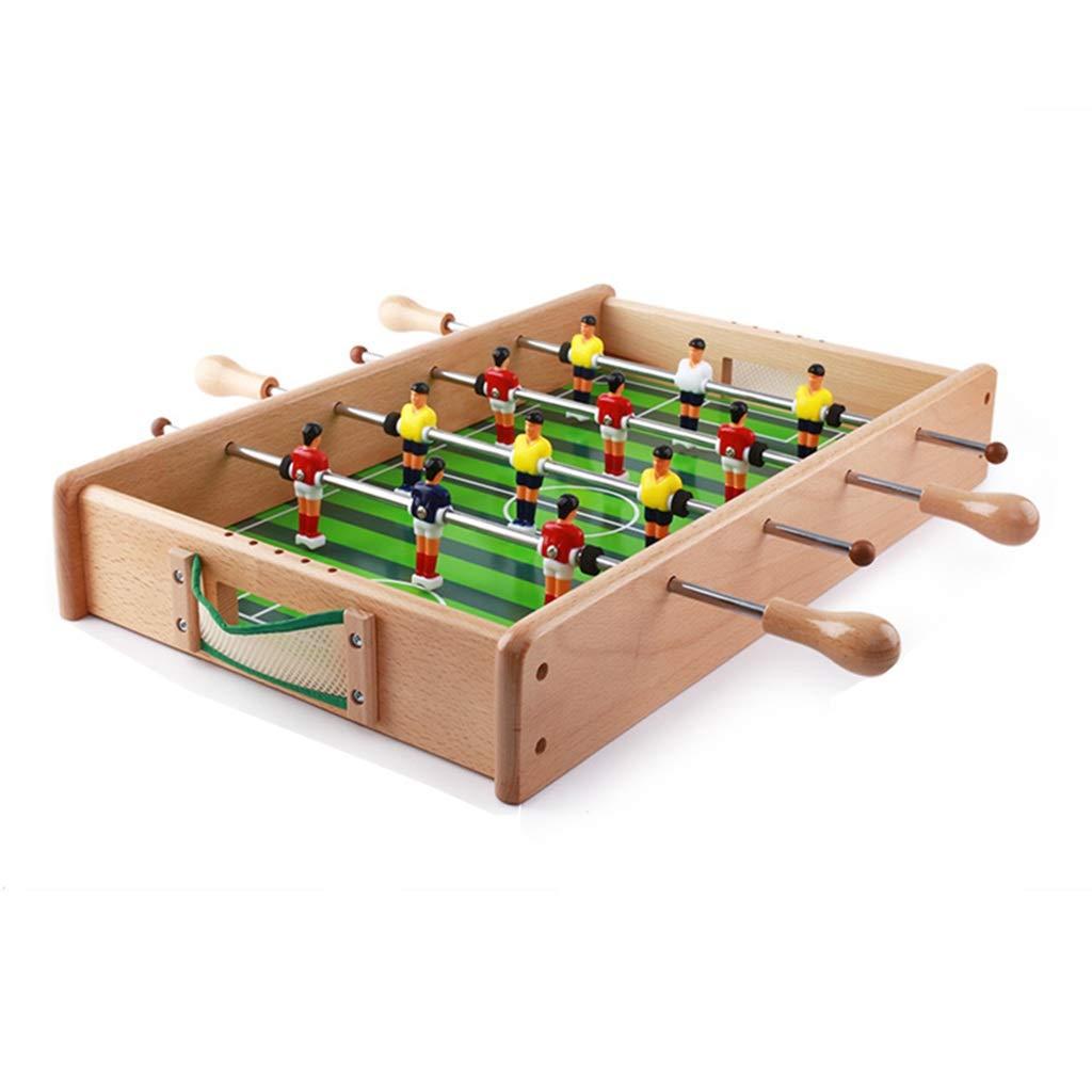 Juego de fútbol Pequeña mesa de fútbol Máquina de escritorio para el hogar Mesa de juego