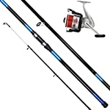 Surf Fishing Rods Review and Comparison
