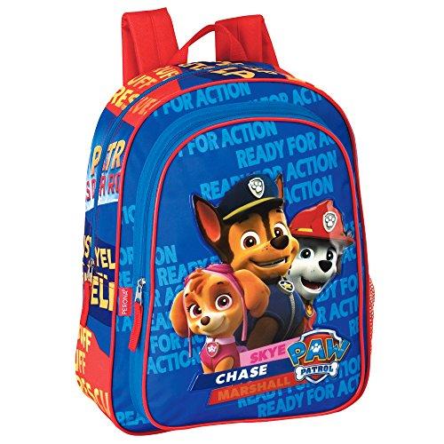 PAW PATROL 53753 37 cm Ruff Backpack