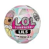 L.O.L Surprise! - LOL Lils Winter Disco Series con 5 Sorprese - Giochi Preziosi, LLU85000