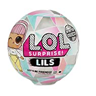 L.O.L. Surprise Sisters & Lil Ball 5 Surprise Balls including Sisters, 1 Lil Brother or 1 Fuzzy Pets...