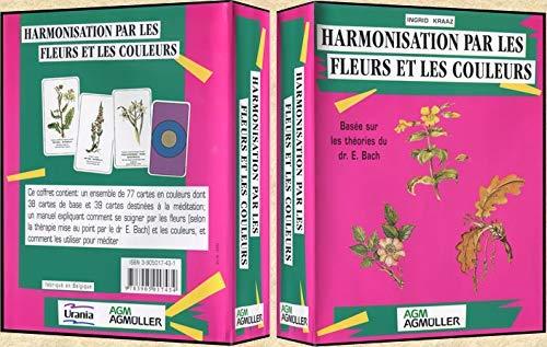 Caja de meditación – 77 cartas y manual – Cómo cuidar por las flores – Juego de cartas divinatorias