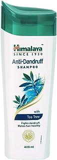 Himalaya Herbals Anti-Dandruff Shampoo Removers Dandruff Soothes Scalp, 400ml