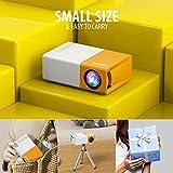 Zoom IMG-1 vamvo yg300 pro mini proiettore