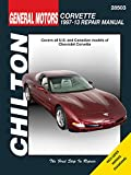Chilton General Motors Chevrolet Corvette 1997-13 Repair Manual