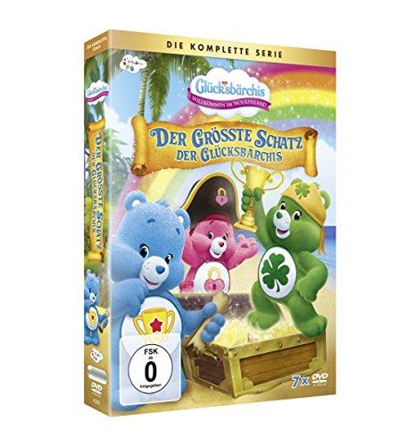 Glücksbärchis - Willkommen im Wolkenland: Die komplette Serie (7 DVDs)