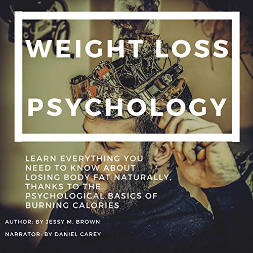 Weight Loss Psychology audiobook cover art