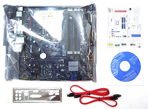 Intel DH77EB Lake Mainboard Sockel 1155 (Intel H77, 4X DDR3 Speicher, Micro ATX)