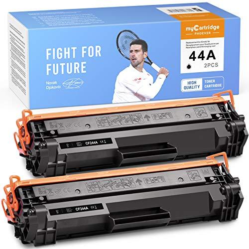 MyCartridge PHOEVER Toner Nero Compatibile per HP 44A CF244A per HP Laserjet Pro M15a M15w M16 M17a M17w MFP M28a MFP M28w MFP 29 MFP M30a MFP M30w Stampante (2 Nero)