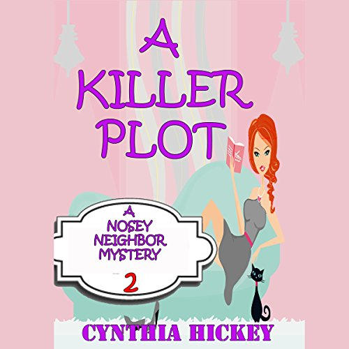 A Killer Plot audiobook cover art