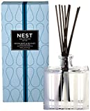 NEST Fragrances Reed Diffuser- Ocean Mist & Sea Salt , 5.9 fl oz