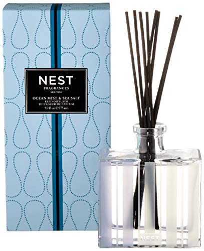 Mejor Woodwick Candle Reed Diffuser 3 Oz. - At the Beach crítica 2020