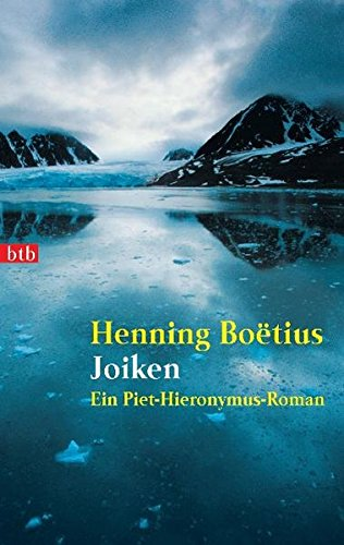 Joiken: Ein Piet-Hieronymus-Roman (btb-TB)