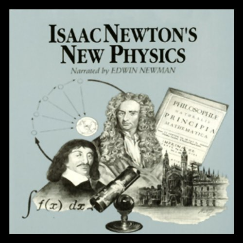 Isaac Newton's New Physics copertina